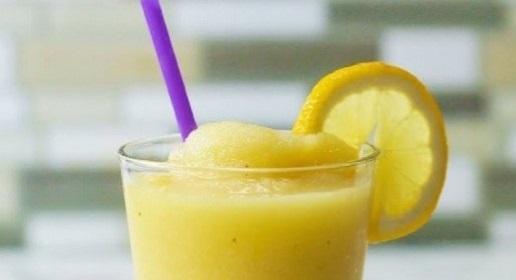 Frozen Lemonade - 4 Ways - The Classic