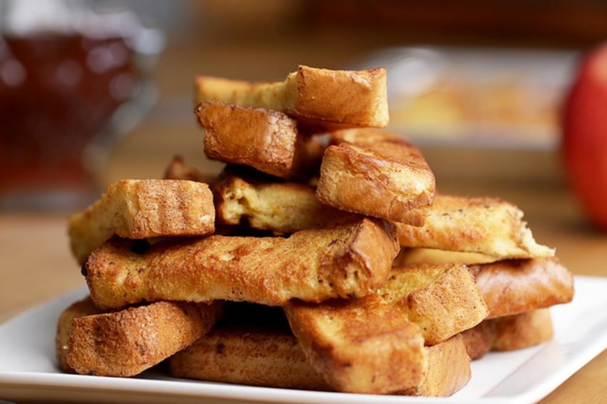 Quick & Easy Frozen French Toast Sticks – Angelina's Style